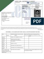 ICSI Admit Card(1)
