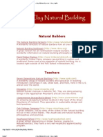 Resources - Red Clay Natural Builders