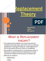 Replacement Theory