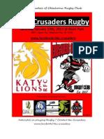 Crusaders vs Katy