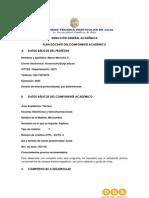 Plan de Microondas 2012-2013
