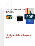 Use of Diagrams in Reports
