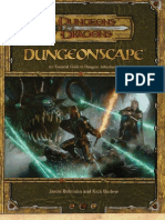 D&D Dungeonscape