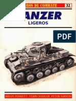 [Osprey] [Carros de Combate 32] Panzer Ligeros