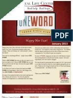 Jan Final Newsletter 2013