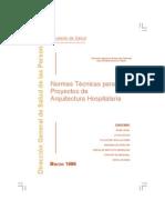 NORMA DE HOSPITALES