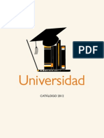 Universidad 2012