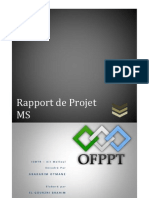 Rapport de Ms Projet.