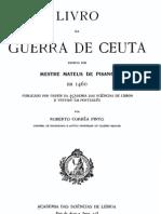 Livro da Guerra de Ceuta, por Mateus de Pisano
