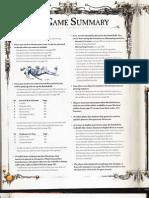 40k Quicksheet 6th Edition