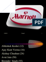 marriott case study