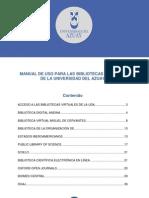 Manual Bibliotecas Digitales