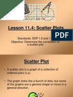 scatter ploting