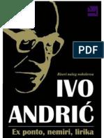 Ivo Andrić - Ex Ponto, Nemiri, Lirika