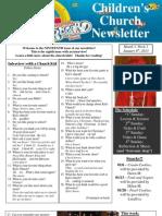 Newsletter 1-6-13