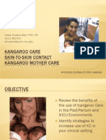 PQCNC Human Milk Well Baby 2 LS2 Kangaroo Care
