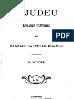 O Judeu, romance histórico, de Camilo Castelo Branco