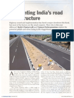 Reinventing India's Road Infrastructure