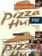 Crm at Pizza Hut m617