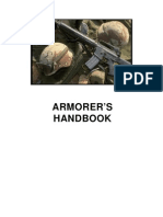 Armorer's Handbook - 218 Pages