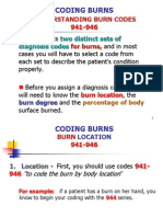 Coding Burns Part1