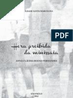 Monografia Santa Marcelina