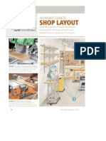 Insider's guide to shop layout
