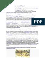 Antecedentes da conquista da Paraíba