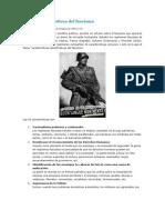 Las 14 características del fascismo