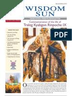 Traleg Rinpoche Tribute