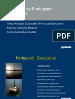 Perforación Direccional basics