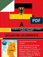 Alemania Presentacion