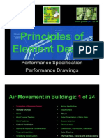 Principles of Element Design Presented to Architects