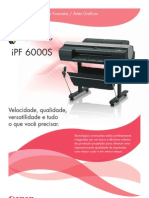 Manual Plotter Canon ipf6000s