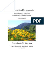 Wolters Albert La Creacion Recobrada 2
