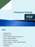 47299120 Primavera Training