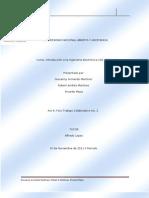 Trabajo Colaborativo 2 Introducción a la Ingeniería Electrónica