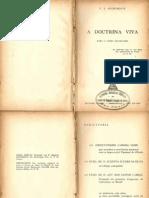 a doutrina viva - catecismo do pe. álvaro negromonte