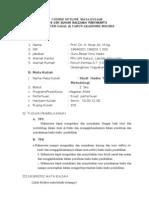 Outline Kuliah Studi Hadis_pgmi