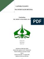 Lapkas Hernia Scrotalis Dextra