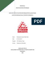 Sistem Informasi Penggajian 5