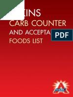 atkins carb counter