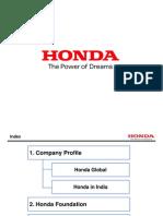 Honda - IIT BHU - 22nd June