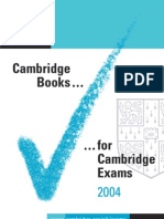 Cambridge books for young learners