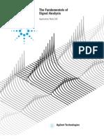 The Fundamental of Signal Analysis