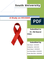 A Study on Hiv Aids - Project