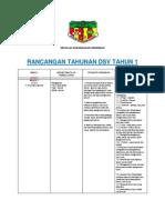 Rancangan Tahunan Dsv t1 2013 Original