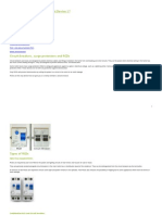 What is an RCD