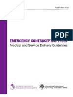 Medical and Service Delivery Guidelines Eng 2012