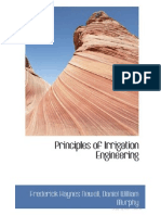 Principles of Irrigation Engg. by B.C. Punmia
